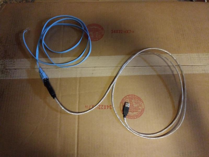 Minicom to a Juniper SRX-220 | Adam Young's Web Log